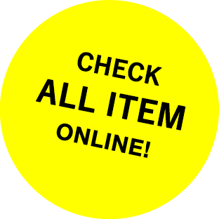 CHECK ALL ITEM ONLINE!